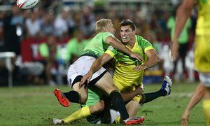 Australia grouped with nemesis South Africa in Olympic rugby sevens