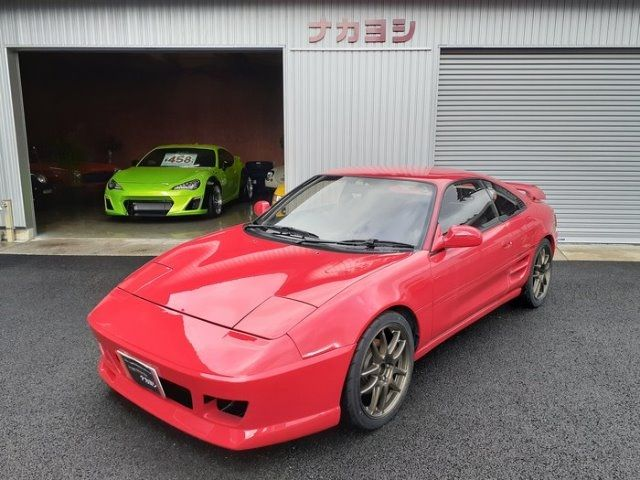 Toyota Mr2 Sw20 With Stock Number 559006190 Grade Gt And Mileage 137 000 Km Is Now On Sale It Was Registered In Year 1995 With 2 000 Cc Engine F5 Transmiss 2020