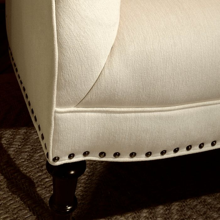 Nice I Dare You To Spill Red Wine On This Beautiful White Fabric | Furniture  Market And High Point
