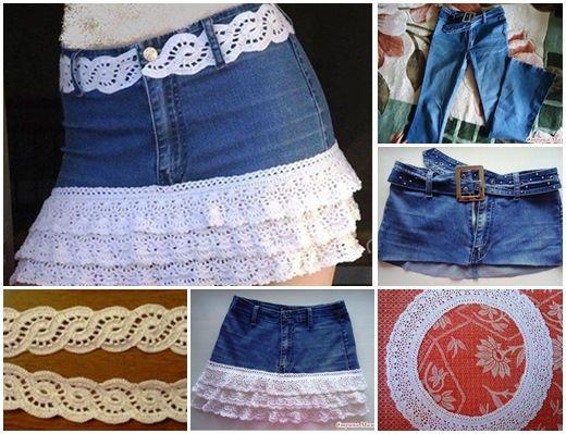 DIY Recicla Tus Pantalones - http://blogmujer.org/diy-recicla-tus-pantalones/
