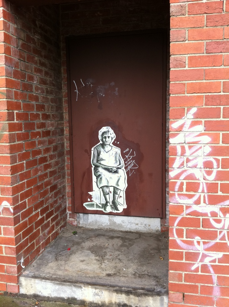 Street Art. Footscray, Melbourne