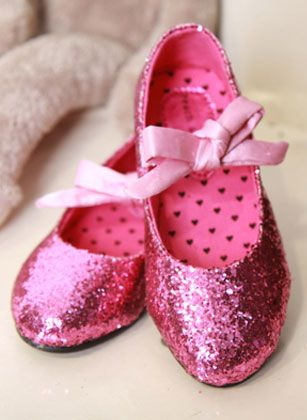 birthday princess party shoes