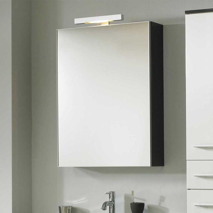 Spiegelschrank mit Beleuchtung 60 cm breit Jetzt bestellen unter: https://moebel.ladendirekt.de/bad/badmoebel/spiegelschraenke/?uid=bef7997b-d632-587b-ace8-ef0400a51029&utm_source=pinterest&utm_medium=pin&utm_campaign=boards #badezimmerkommode #bad #beistellschrank #spiegelschrank #spiegelschraenke #badschrank #badmoebel #badspiegelschrank #spiegel #badeschrank #lichtspiegelschrank #badezimmerspiegelschrank #badezimmer