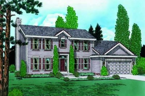 House Plan 20-645 beach house Pinterest House plans, American