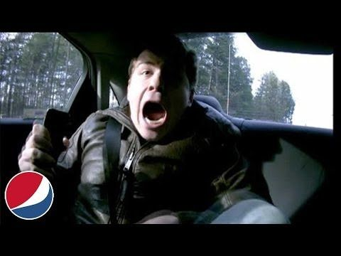 Jeff Gordon: Test Drive 2 | Pepsi Max | Prank - YouTube This seriously made me LAUGH OUT LOUD!