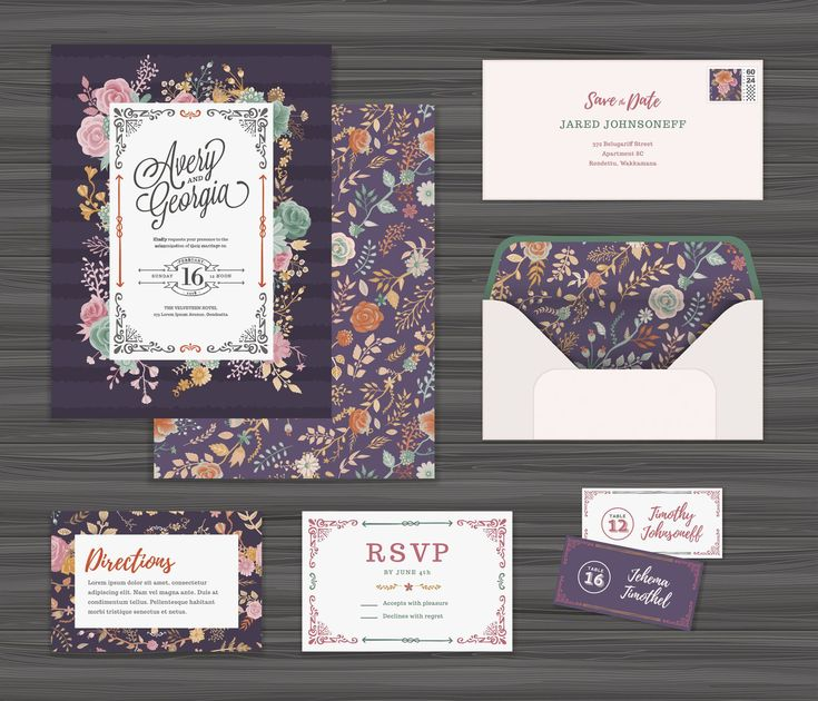 Here are some common situations you may encounter and the appropriate wedding invitation wording and etiquette to fit any family circumstance.