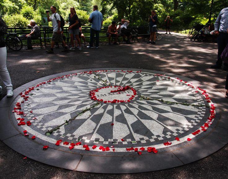 Central Park ve městě New York, NY