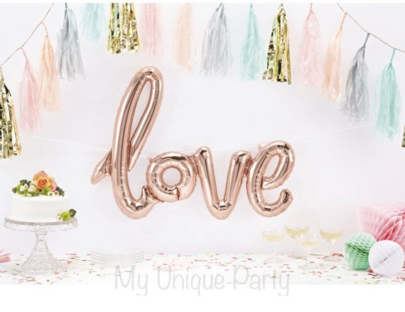 31in Air-Filled Silver Party Cursive Letter Balloon Garland Kit