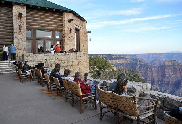 Grand Canyon Lodge North Rim 0126, via Flickr.