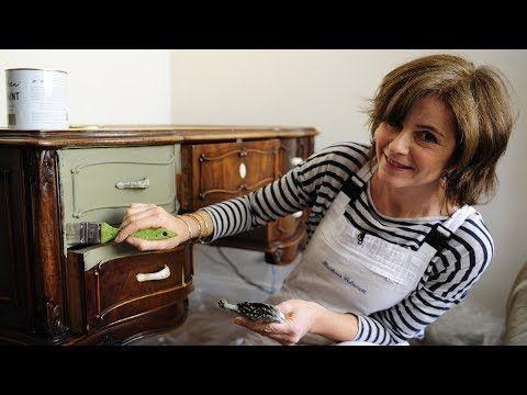 Chalk Paint® per il fai da te: prova e recensione di Barbara Gulienetti - YouTube