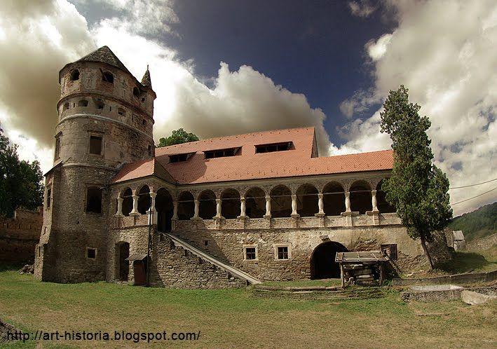 Cris - Castelul Bethlen