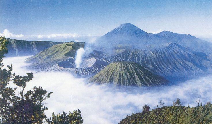 Bromo Mountain Indonesia[OC][1125X750]