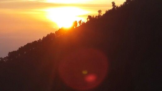 Good morning from ijen