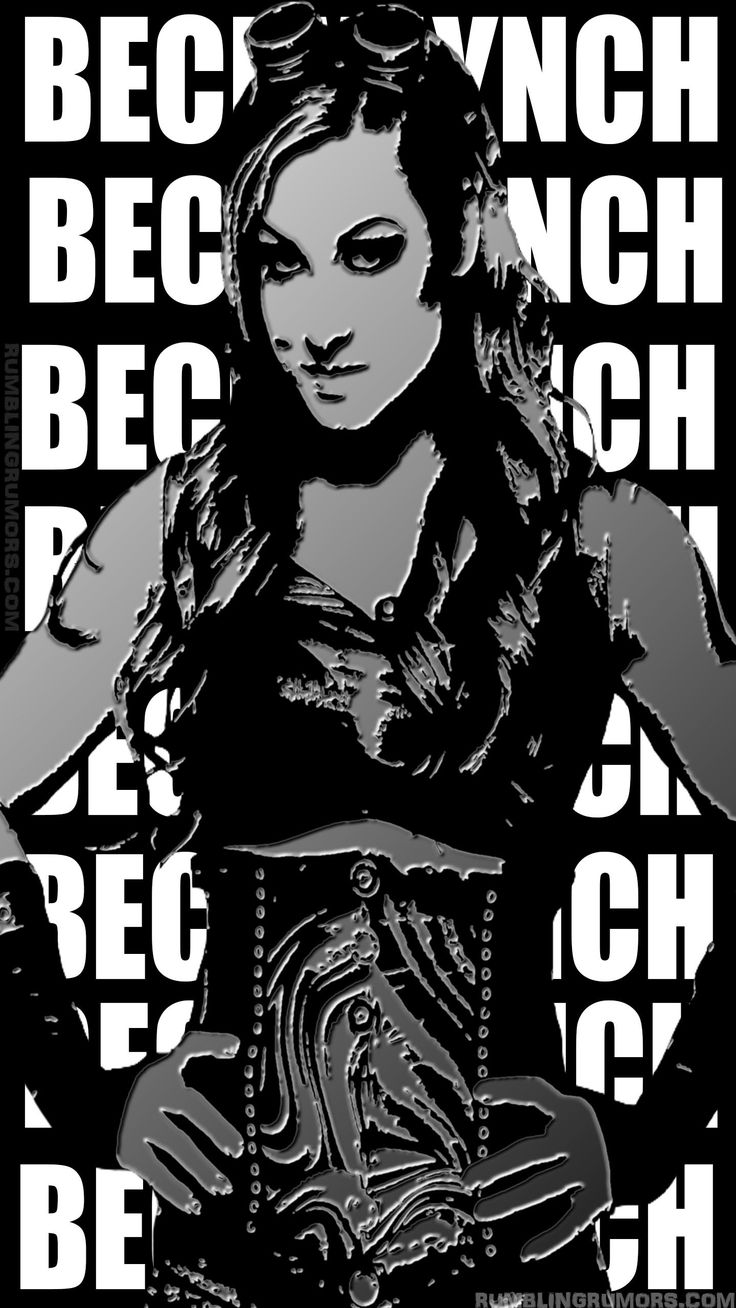 Becky Lynch is the future of the WWE's Women division and wanted to make her fans some fresh mobile wallpapers. Do us a little favor and share this page if you're a Lynch fan like us! T…