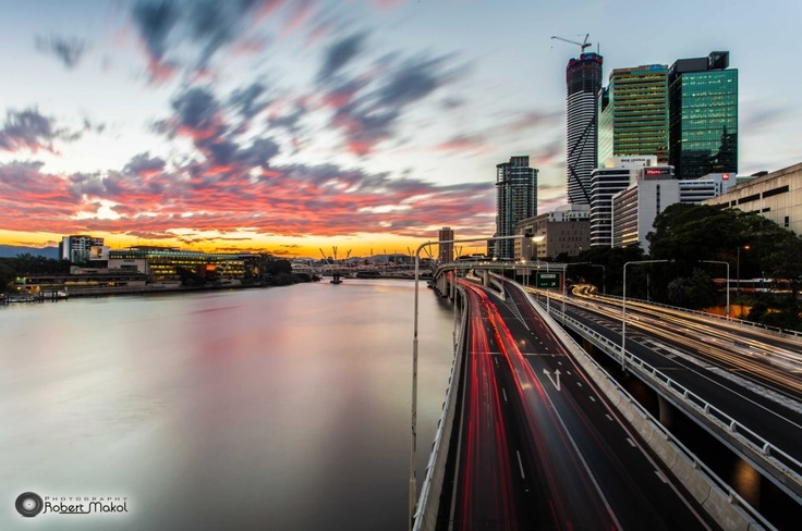 Brisbane Rush Hour