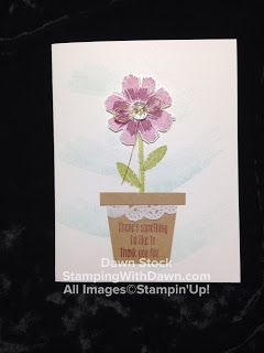 Stamping With Dawn: Paper Pumpkin, All About Everything, and Card Bash Class - Stampin' Up!