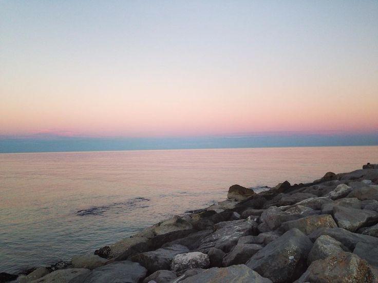 #sonnenuntergang #sunset #strand #beach #felsen #casavio #casaviobeach…
