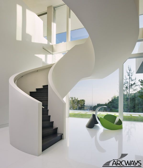 Best Curved Stairs Curved Staircase Circular Staircase 400 x 300