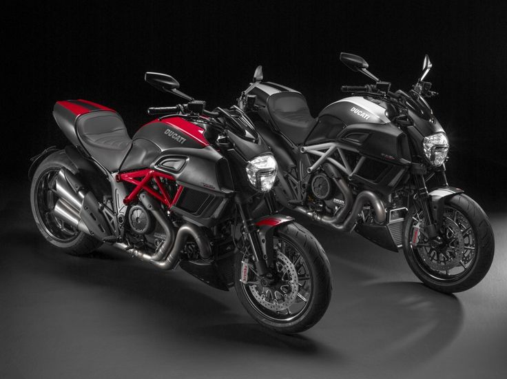 New 2015 Ducati Diavel Carbon unveiled!