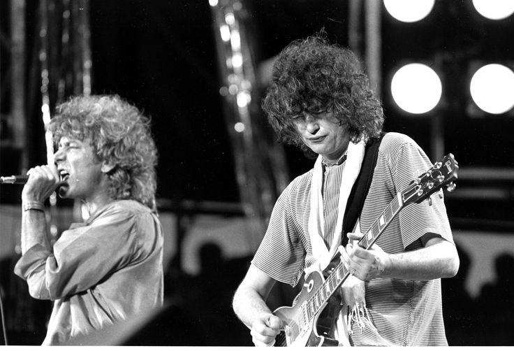 LED Zeppelin | Led Zeppelin is finally ending its long-standing digital music holdout ...