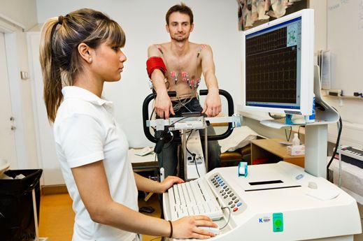 Undersökningar hjärtsvikt - Hjärt-Lungfonden