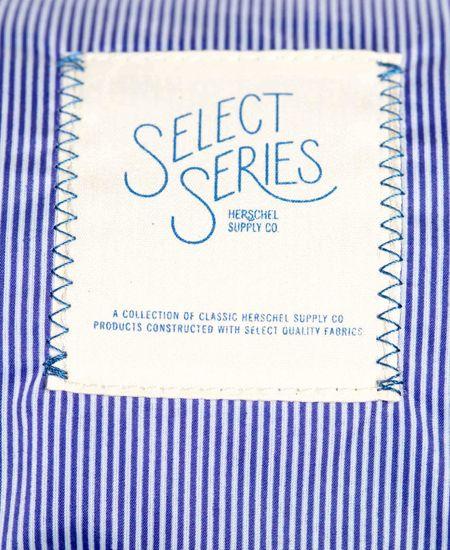 Herschel Supply/ハーシェル・サプライ - Cotton Canvas - Little America (リトルアメリカ) バックパック (Cadet Blue) - ファッション通販セレクトショップ SIAMESE/サイアミーズ