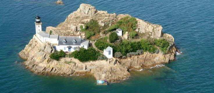 Jouez les Robinsons sur l'île Louët ! - Destination Baie de Morlaix Monts d'Arrée, Bretagne