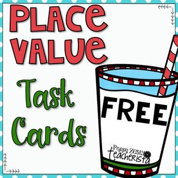 Place Value Task Cards12 Task Cards Place Value:Word form, expanded form, and expanded notation. *****************************************************************************See Similar products here!BUY THE ENTIRE WINTER BUNDLE HERE.Money Task Cards {Holiday Theme}.Multiplication and division multistep word problems..*****************************************************************************Customer Tips: How to get TPT credit to use on future purchases:       Please go to your My…
