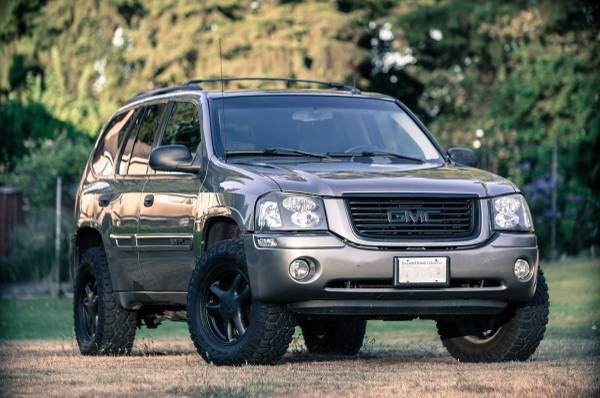 2005 GMC Envoy 4x4 For Sale - 4x4 Cars