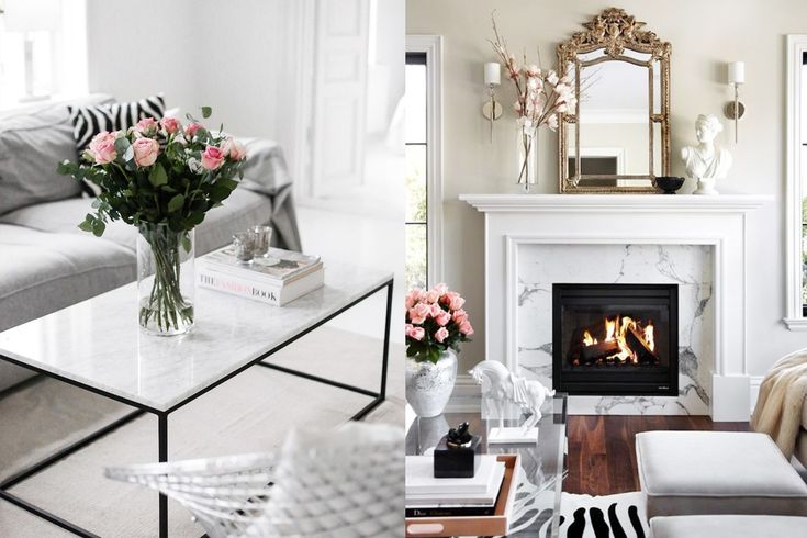 Everyone loves marble. The smooth surface, the sinuous streaks, the subtle gloss—get the designer tips on how to use marble in your home now on the blog.