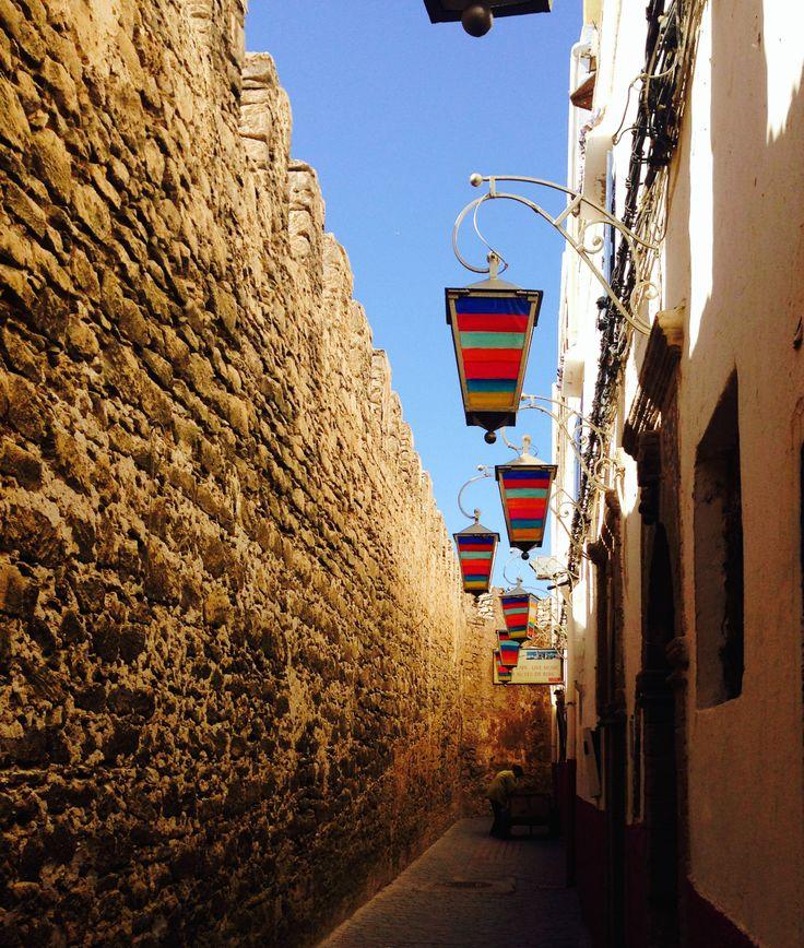 KINSA in Morocco - Essaouira