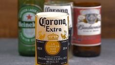 Quick & Easy DIY! Turn Empty Beer Bottles Into Drinking Glasses