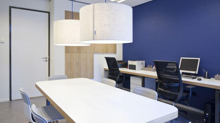 Interieur huisartsenpraktijk Blanker & Thiele