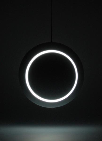 Círculo. :)   Nissyoku lamp by Peter Tononyi
