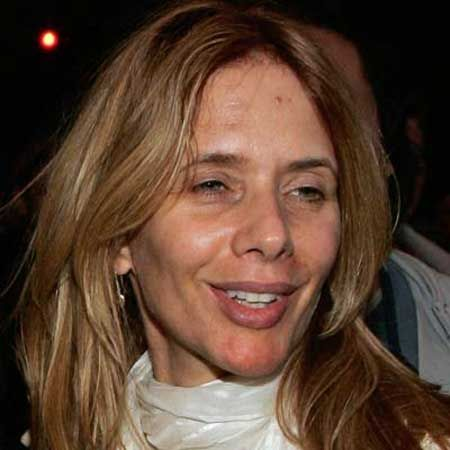 Celebrities without Makeup  Rosanne Arquette