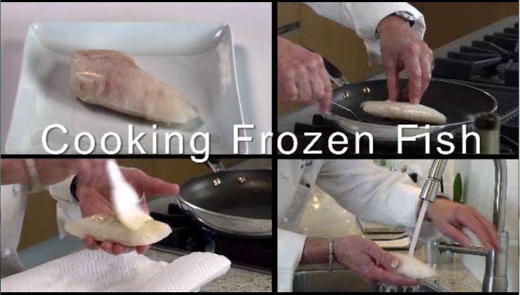 Cook It Frozen® Cooking Techniques | Wild Alaska Seafood