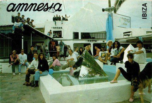 Amnesia Ibiza Balearic Rave Acid house