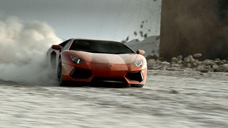 Our latest car porn introduces Lamborghini