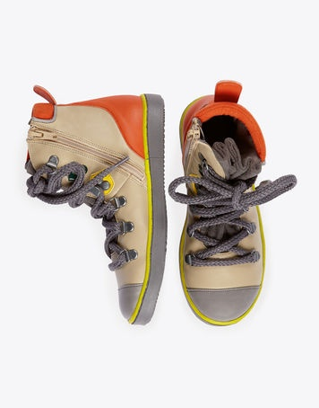 Stella McCartney Kids Hiking Boots