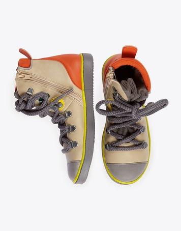 Stella McCartney Kids Hiking Boots