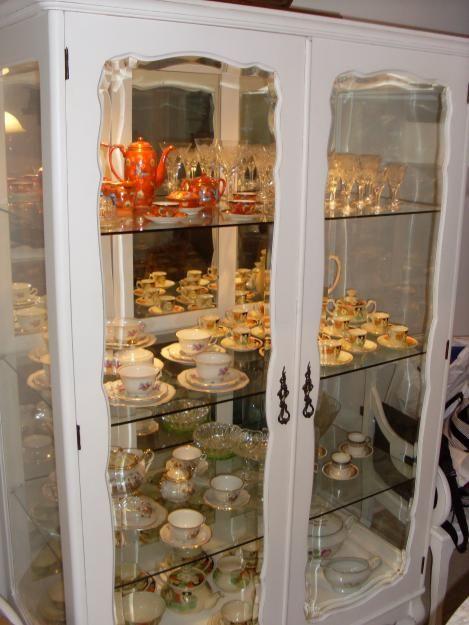Cristaleiras decoraçao ambientes modernos