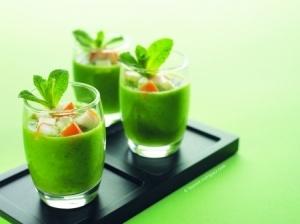 recette minceur : vert'louté.