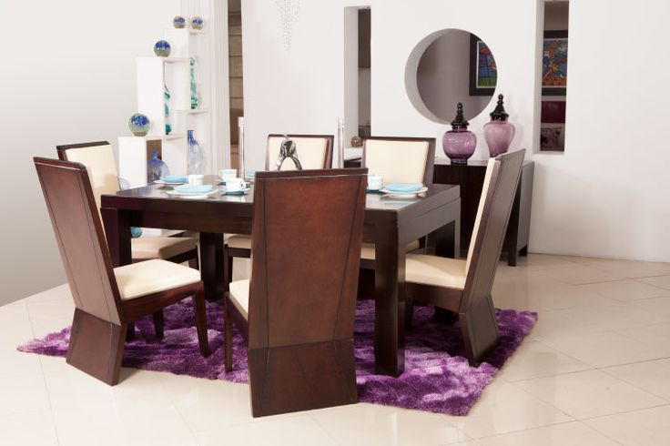 Catalogo   Innovación en diseño perfilan nuestro comedor Armani como un exponente de diseño.   #innovacion  #Diseño #Estilo  www.maderaymuebles.com.co