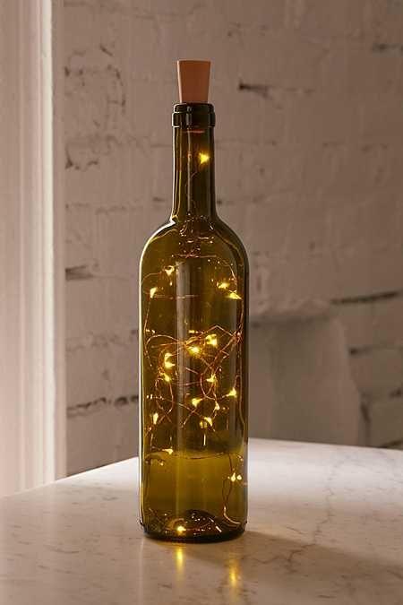 Bottle Battery Powered String Lights