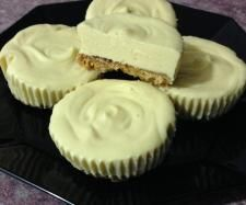 Mini Frozen Lemon Cheesecakes | Official Thermomix Recipe Community