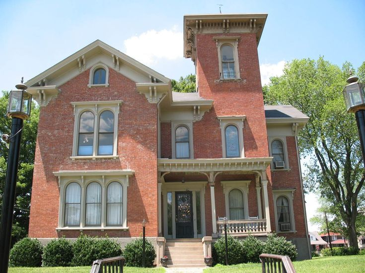 897 Best Italianate Victorian Houses Images On Pinterest