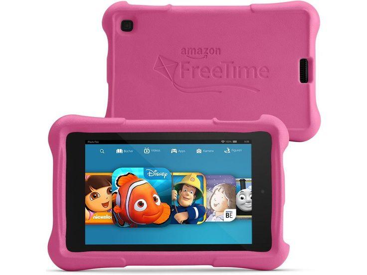 Amazon Fire HD 6 Kids Edition pink Testbericht  👉DEAL👈 👉#DEAL👈 👉DEAL👈  Kids-Tablet von Amazon für nur 99 Euro! Sicher auch eine Geschenkidee zu Weihnachten :D