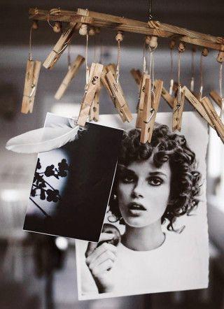30 einzigartige Ideen für die Dekoration Ihrer Wände mit Ihren Fotos