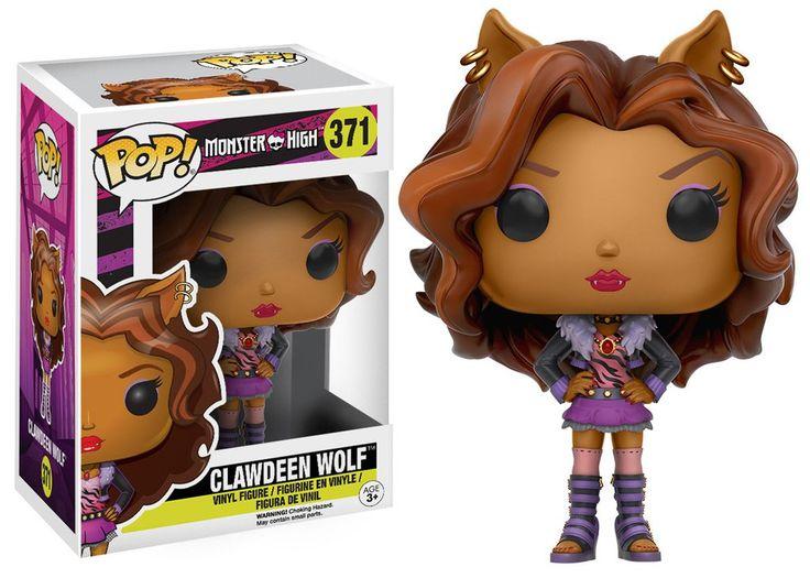 Pop! Monster High: Clawdeen Wolf