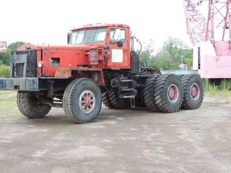 rollerman150ies Sterling Prime Mover Trucks 1
